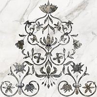 Каррара 1 2. Напольный декор  (50x50)